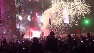 Rammstein Полный концерт (Рок над Волгой 2013)