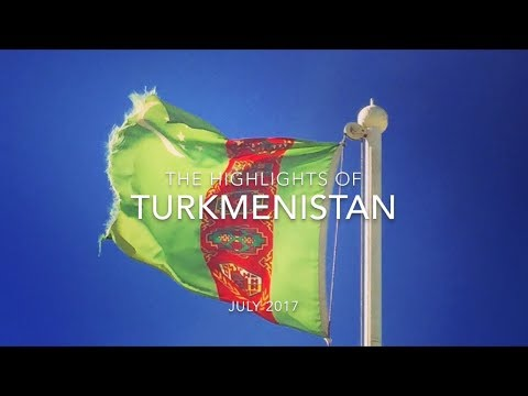 Travel in Turkmenistan: The highlights!