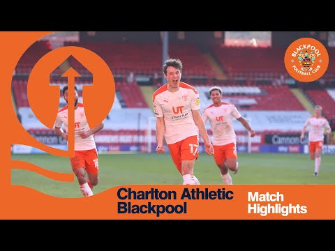 Charlton Blackpool Goals And Highlights