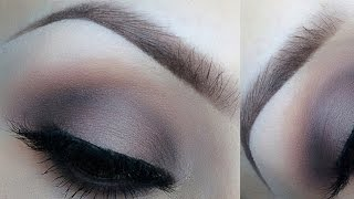 Neutral two toned eyeshadow tutorial l Sigma warm neutrals palette Thumbnail