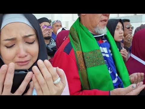 Alhamdulillah tidak terasa saya membawa rombongan jemaah umroh enam malam di kota Makkah. Dan pagi i.