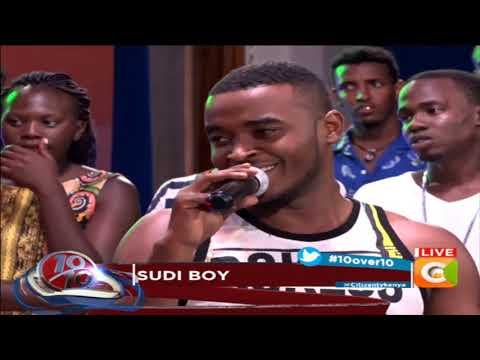 I'm now a happy father of two - Sudi Boy #10Over10