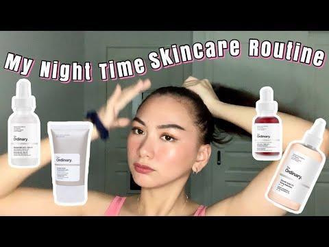 My Night time Skincare Routine 2020| The Ordinary