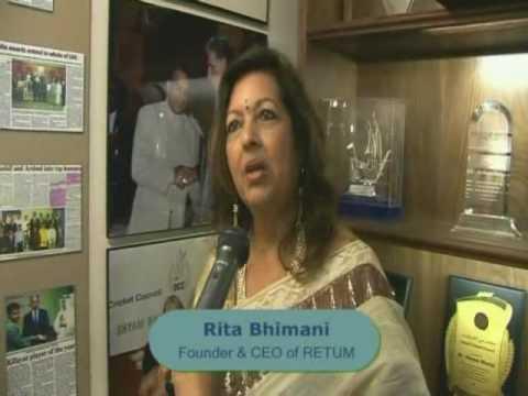 Museum Opening  Rita Bhimani