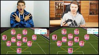 FUTTIE FUT DRAFT CHALLENGE vs. PROOWNEZ! - FIFA 16: ULTIMATE TEAM (DEUTSCH) - FUßBALL