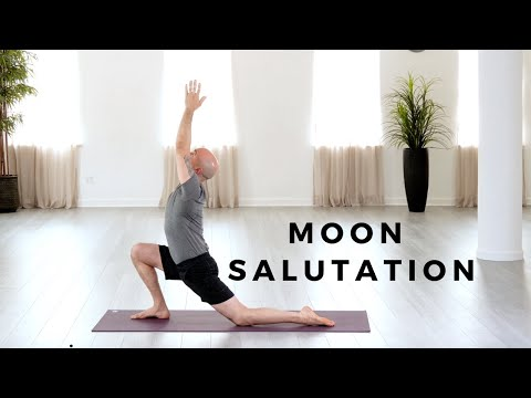 Moon Salutation Tutorial