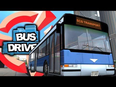 СИМУЛЯТОР ВОДИТЕЛЯ АВТОБУСА ОТ РАЗРАБОТЧИКОВ ETS - Bus Driver (2007)