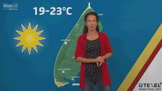 Texel Weerbericht, week 32/33 2018