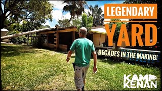 Complete Tour of Fred's Reptile Yard!