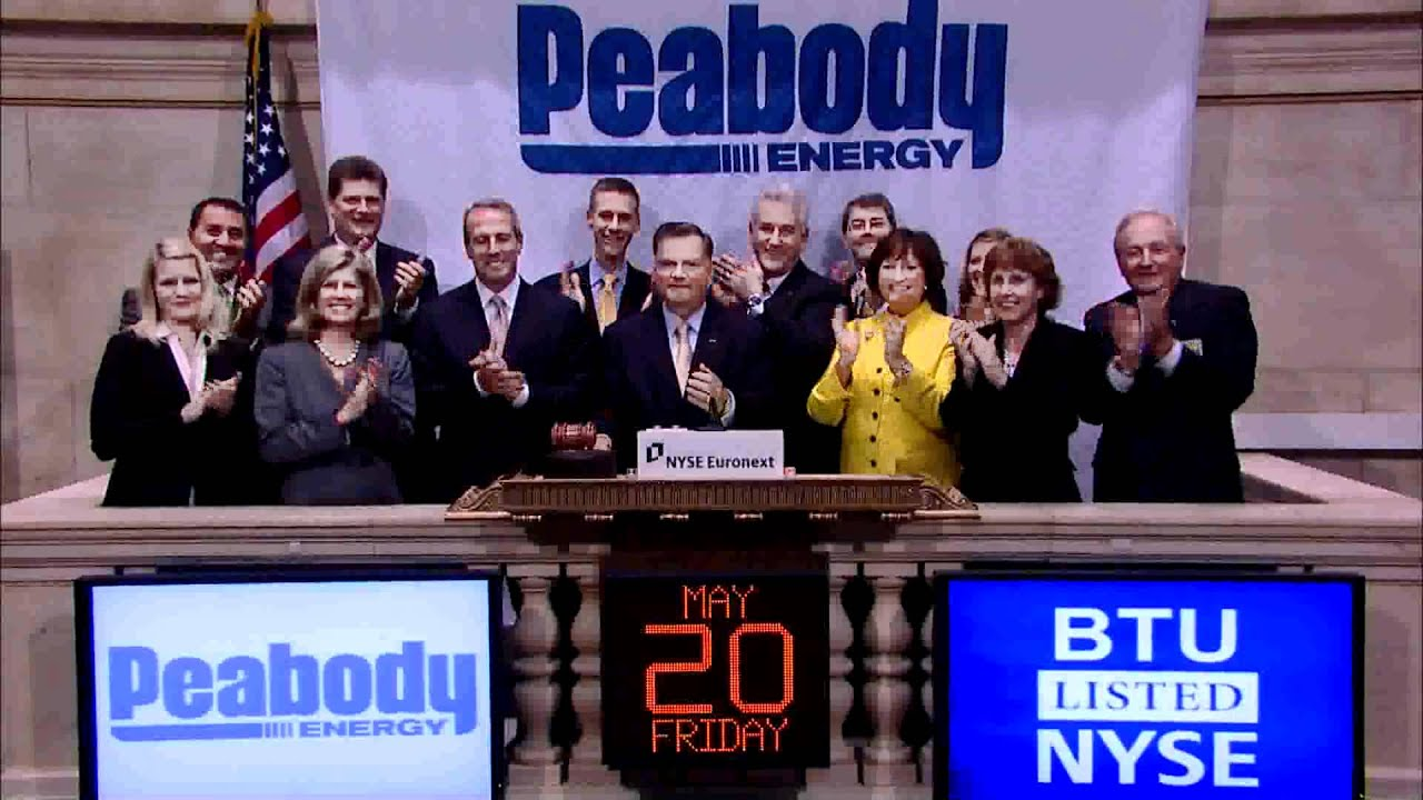 Working At Peabody Energy