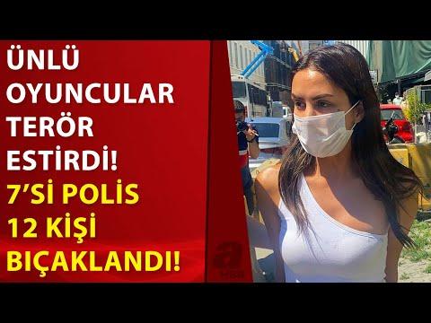 Oyuncu Ayşegül Çınar ve sevgilisi Furkan Çalıkoğlu terör estirdi!