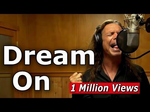 Dream On - Aerosmith - Steven Tyler cover by Ken Tamplin Vocal Academy