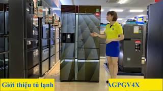 Review Tủ lạnh Hitachi R-FM800AGPGV4X cao cấp