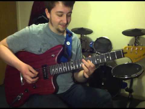 Guitar Riff Tutorial: F.C.P.R.E.M.I.X