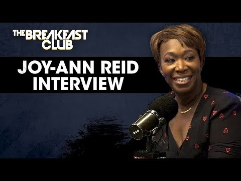 Who Is Joy Reid's Husband? Meet Jason Reid, Documentary Film Editor