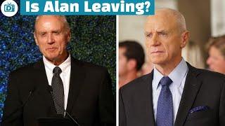Why did Alan Dale Leave Dynasty? Shocking Injury