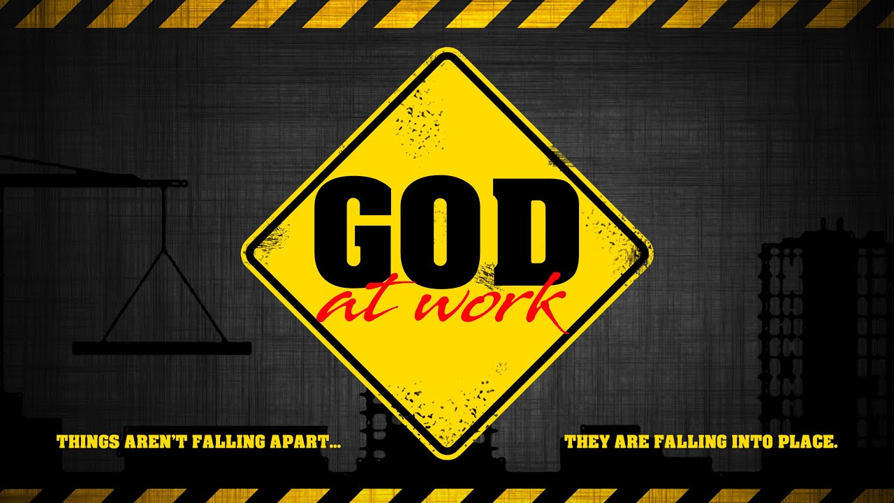 God's At Work Daily Video July 27,  2020