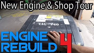 homepage tile video photo for Unboxing my Block & Meeting the Guys // Ep. 4 // The Engine Build Series