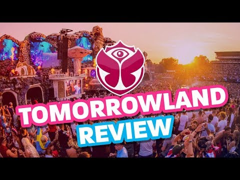 TOMORROWLAND 2018 Music Festival Review