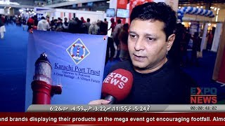 KPT : Karachi Port Trust : Dawn LifeStyle Expo 2018 : Expo Centre Lahore : Expo News