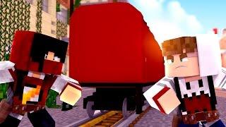 Minecraft: QUEM FICA COM TREM - CRAFTING DEAD Ep.15 ‹ AMENIC ›