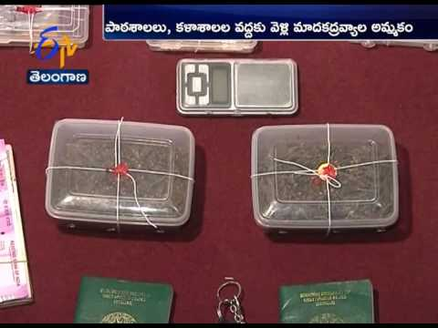 Drug Racket in Hyderabad | WhatsApp & Internet Used for Trafficking | A Report