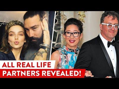 Killing Eve The Real Life Partners Revealed |⭐ OSSA Radar