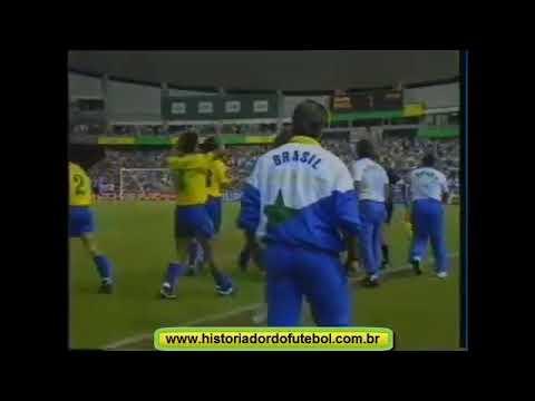 GOL DE YAN NO MUNDIAL SUB20 SELEÇÃO BRASILEIRA 1993 melhores momentos