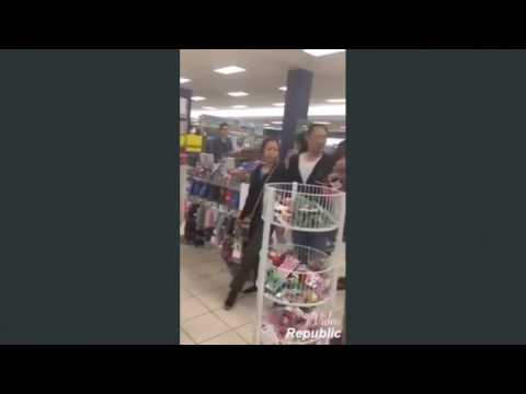 NJ woman's racist rant at Sears in New Brunswick