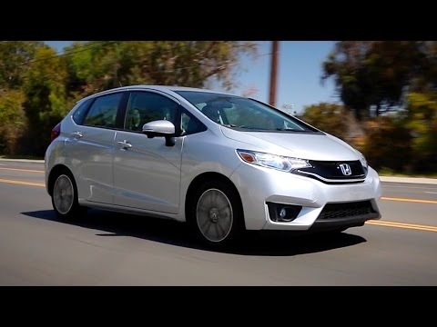 2017 Honda Fit Review and Road Test