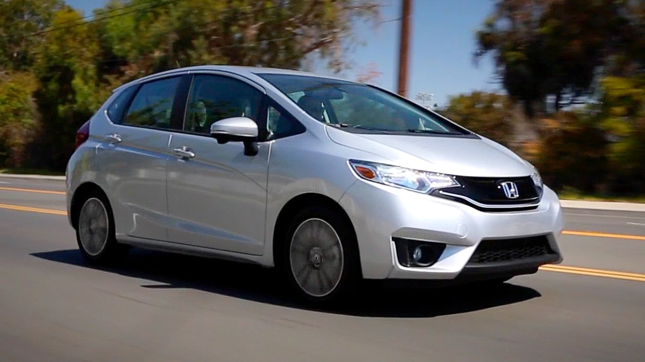 Beautiful 2017 Honda Fit  Review And Road Test  YouTube