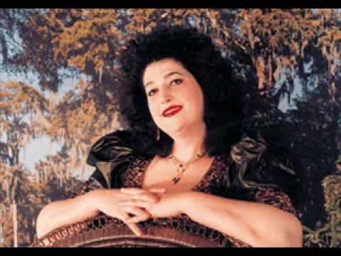 """Milla Edelman, Dramatic Mezzo Soprano, """"ne brani menya, rodnaya..."""""""