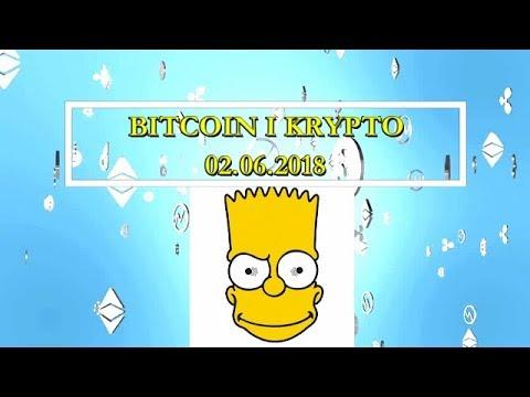 Bitcoin i Kryptowaluty 02.07.2018