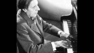 Alfred Cortot: Chopin Scherzo No.2 in B-flat minor, Op.31