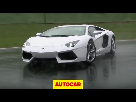 Lamborghini Aventador video review by autocar.co.uk