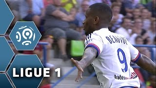 But Claudio BEAUVUE (87') / SM Caen - Olympique Lyonnais (0-4) -  (SMC - OL) / 2015-16