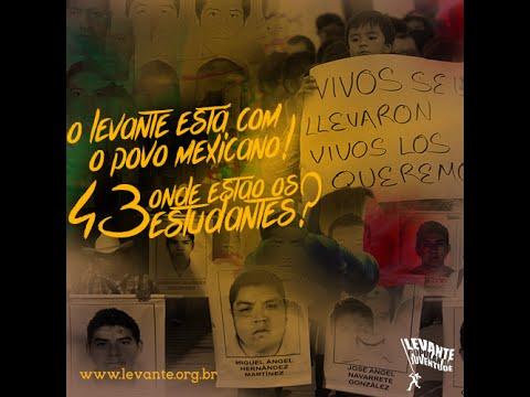 Solidariedade ao povo mexicano