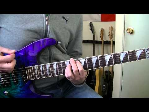 scorpions-|-the-zoo-|-guitar-cover-hd