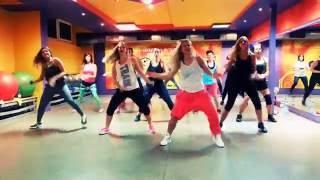 Sean Paul - Crick Neck ft. Chi Ching Ching / Zumba Choreo Magda Gibki