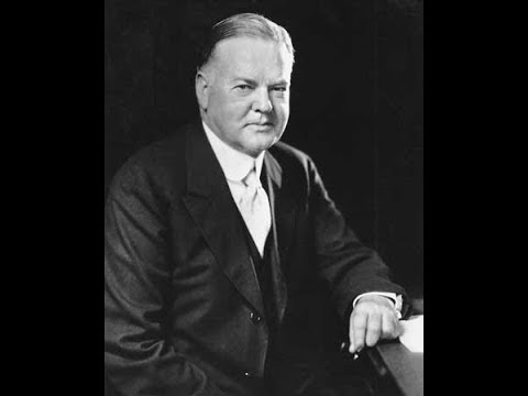 The Truth About Herbert Hoover