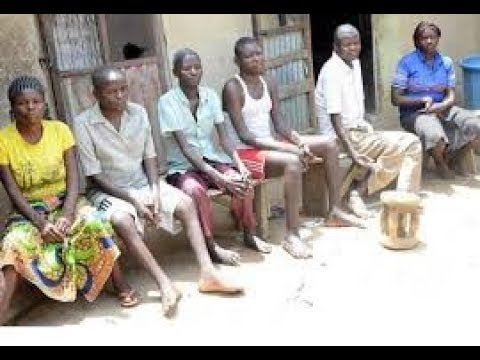 Strange paralysis hits six siblings in Nigeria