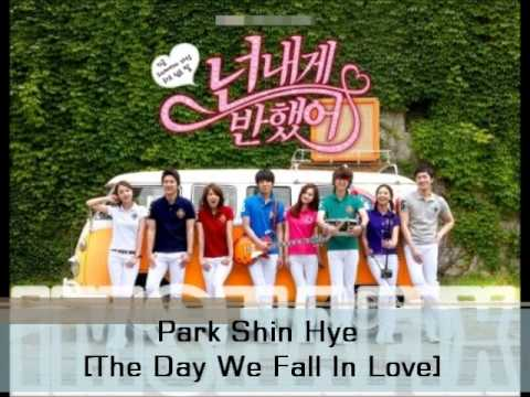 Park Shin Hye - The Day We Fall in Love [OST 1]