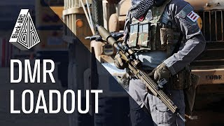 DMR LOADOUT OVERVIEW [ARC-00] | Black_Arc Airsoft | Code Red Airsoft Park