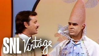Coneheads Family Feud - SNL