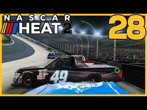 PAYBACK TIME! |14/23| NASCAR Heat 2 Career Mode S2. Episode 28