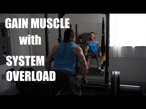 Overloading The System For New Muscle GROWTH