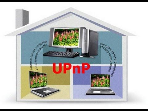 Как включить на роутере UPnP