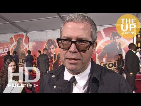 Solo: A Star Wars Story: Composer John Powell interview at premiere