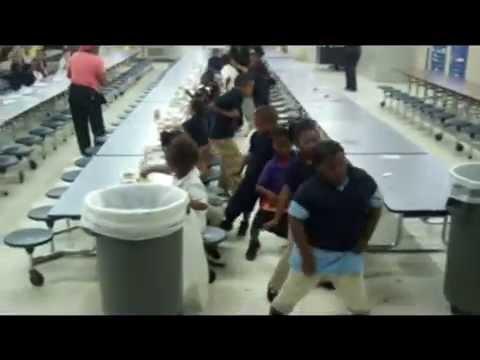Pharrell Williams - Happy (We are happy at Woodland Park Elementary Magnet School in Hammond, LA)