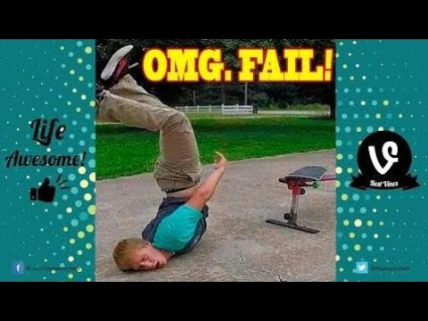 TRY NOT TO LAUGH: Best Funny Fails Compilation 2017 | Funny Vines Kids Fails of April | Life Awesom
